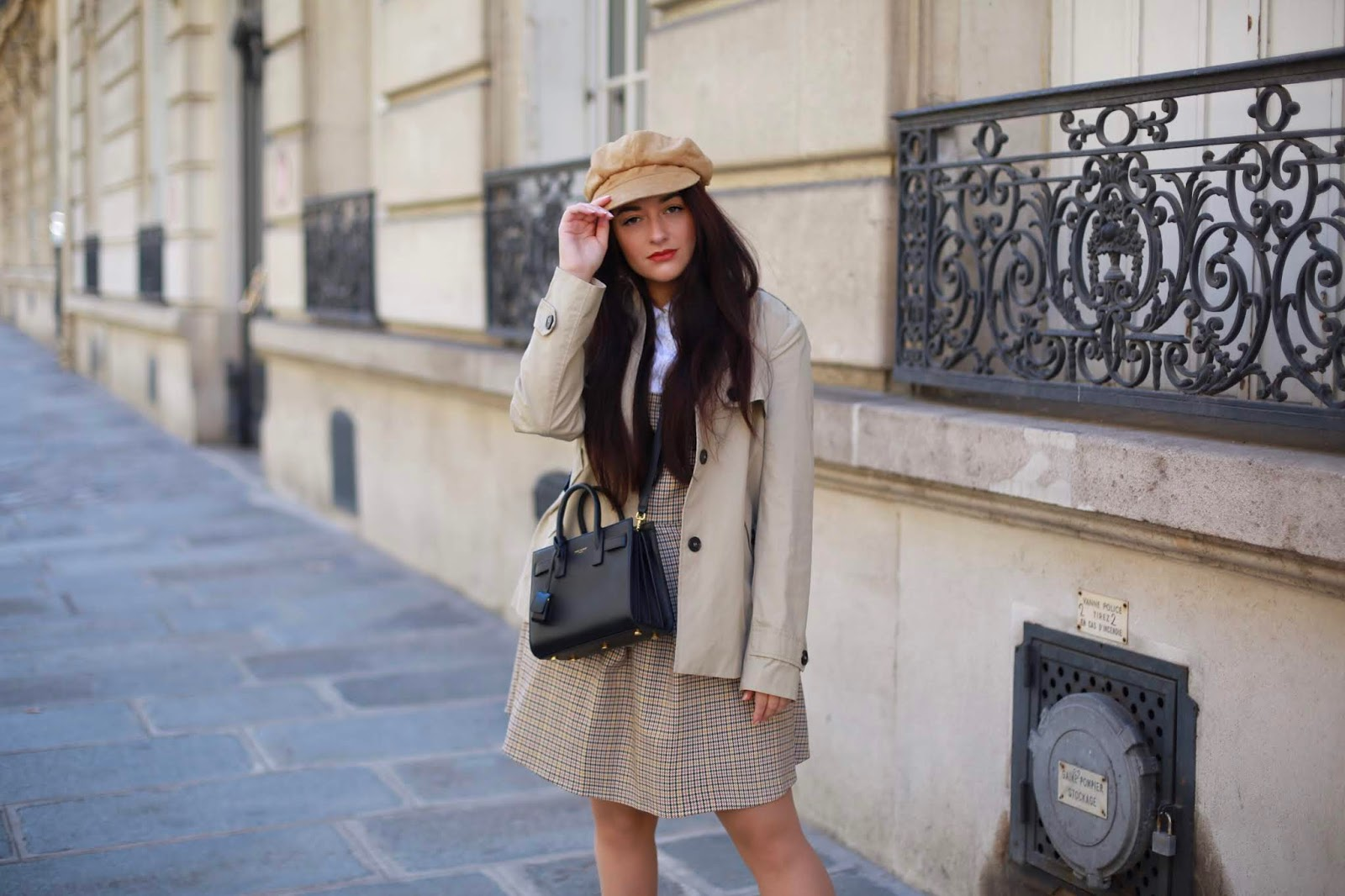 look esprit Burberry blog mode