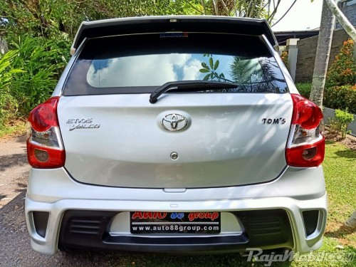 Toyota Etios Valco seken