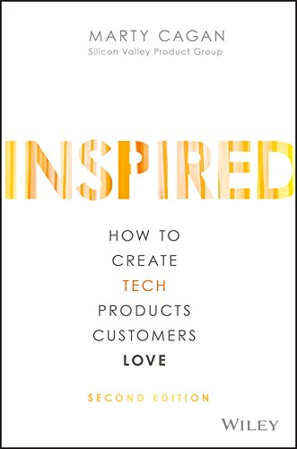Inspired by Marty Cagan FREE Ebook Download