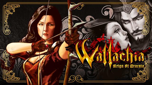 Análise: Wallachia: Reign of Dracula (Switch) é uma ode a franquia Castlevania