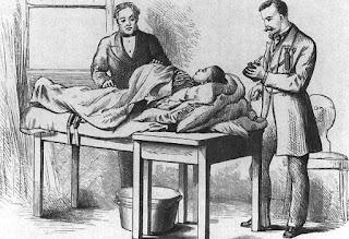 Atención al parto en el siglo XIX