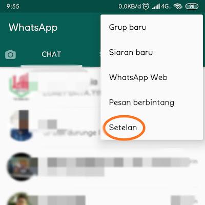 Cara Mengintip Status Whatsapp Tanpa Diketahui