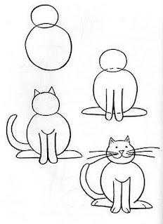 Desenhos fáceis para desenhar