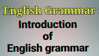 basic English grammar basic structure clauses derivation phrases parts of speech past tense present tense future tense
