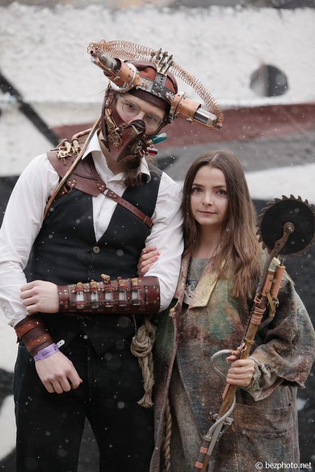фестиваль фантастики роскон 2016