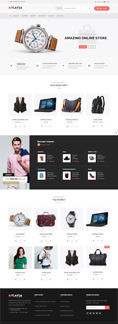 Affiliate Business E-Cоmmеrсе Wеbsite Design By AJ Agency