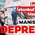 Son dakika! Manisa'da korkutan deprem! İstanbul ve İzmir'de de hissedildi