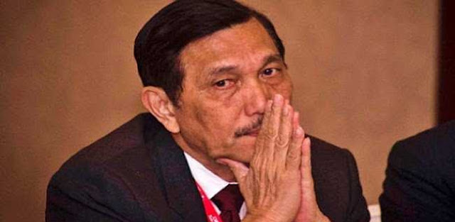 Syaroni: Sudah Tepat Jokowi Tendang Luhut Dari Kabinet