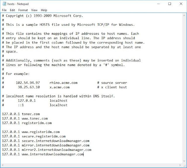 Notepad Salin & Tempel kode