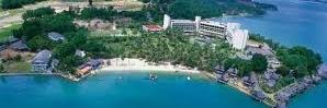 Pantai Nongsa adalah salah satu lokasi wisata populer di Batam