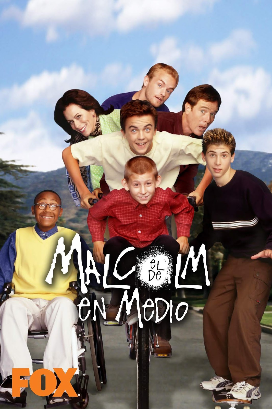 Malcolm in the Middle (2002) Temporada 3 AMZN WEB-DL 1080p latino