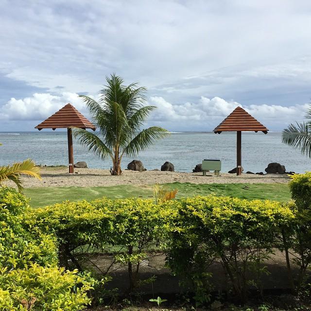 Samoa Beaches: Le Uaina Beach Resort, Samoa