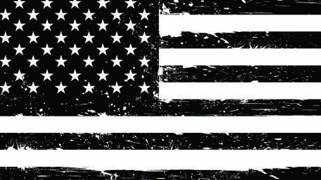 black american flag wallpaper