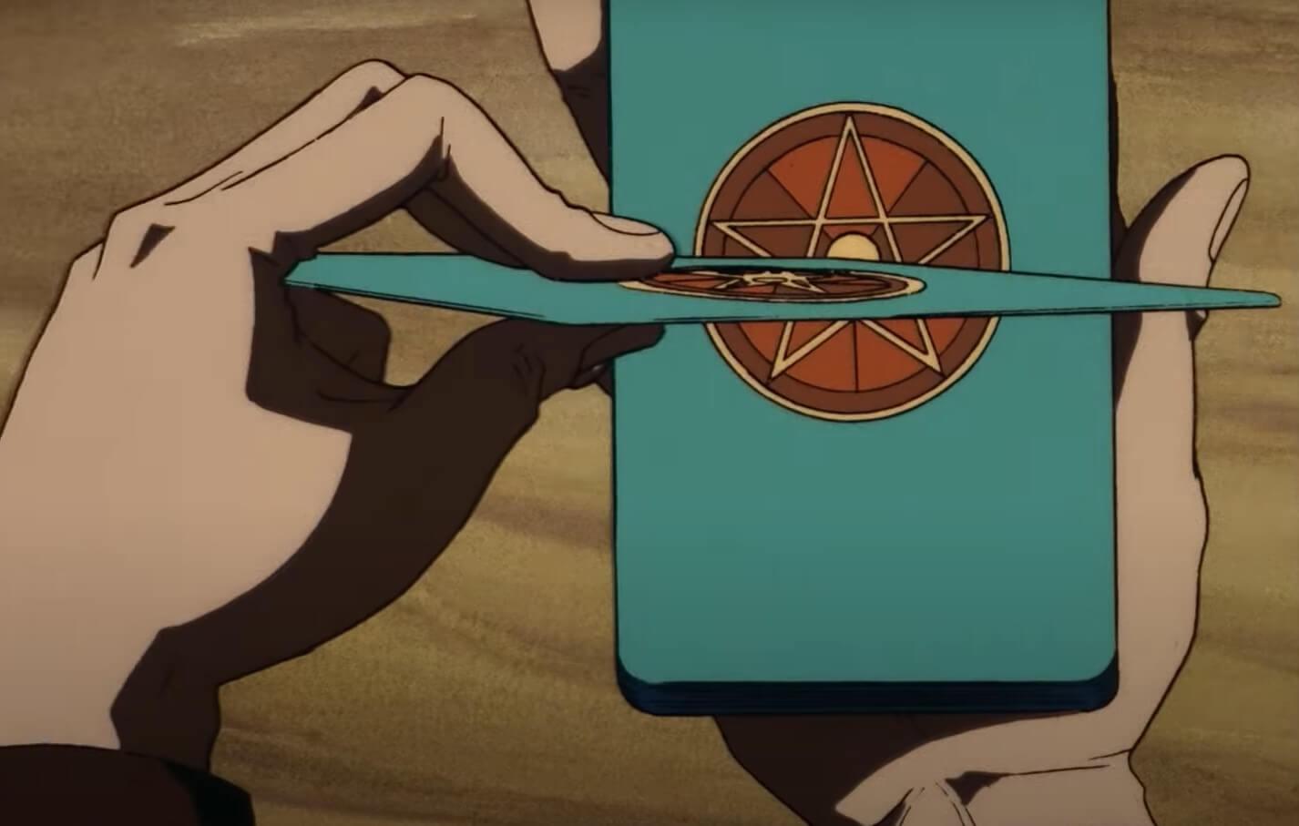 hitomi kanzaki tarot card reading