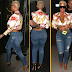 MPNAIJA GIST:Amber Rose was all shades of gorgeous as she stepped out Friday night