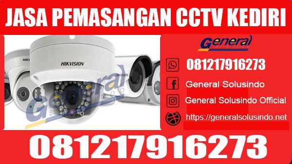 Jasa Pemasangan CCTV Mojo Kediri Murah dan Terpercaya