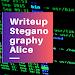 Writeup Tenesys19-Steg1 Alice Integrity Knight
