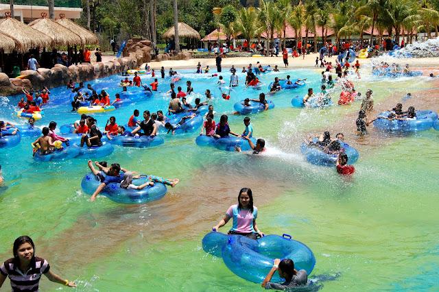 Gambang Water Park, Pahang