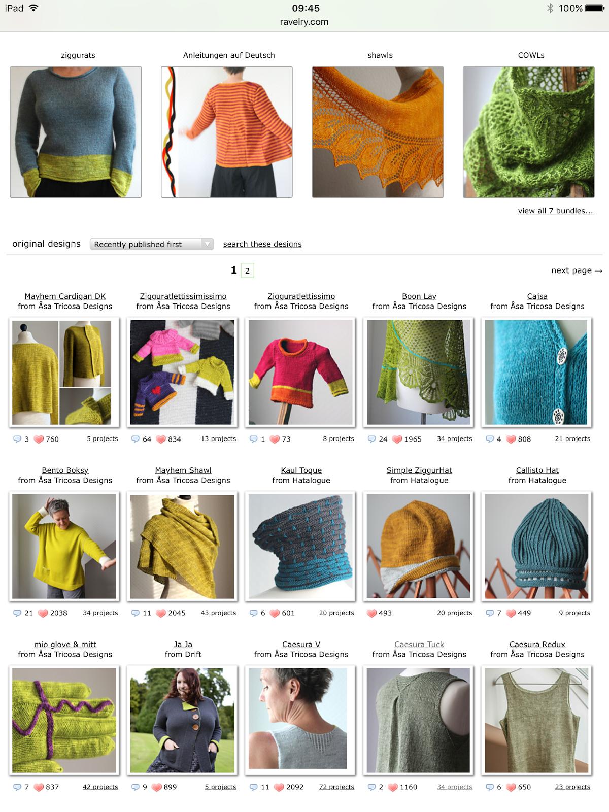 Lot of 49 Crochet World Magazines 1978 - 2000