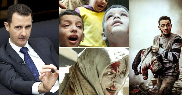 Firaun Abad Sekarang Itu Bernama Bashar Assad