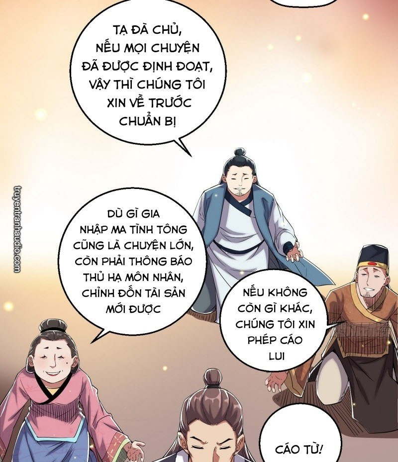 Ta Là Tà Đế chap 85 - Trang 28
