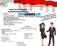 Walk In Interview di Koperasi Sentra Dana Mandiri Surabaya Agustus 2020