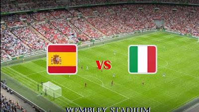 Daftar Channel TV Satelit Parabola yang Siarkan Spanyol vs Italia