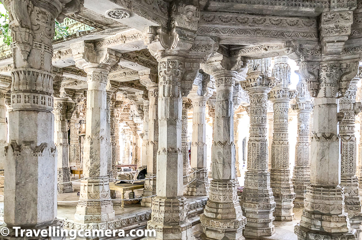 Ranakpur Jain Temple in Pali District of Rajasthan || Gorgeous Architecture Inspired by a Divine Vision