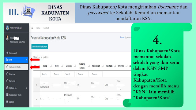 panduan registasi daring ksn smp tahun 2020 dinas kabupaten kota tomatalikuang.com 3
