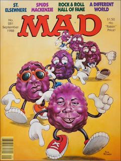 MAD Magazine September 1988