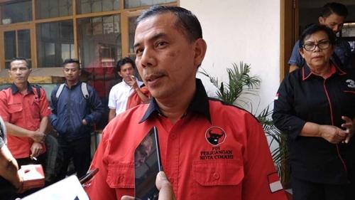 PDIP Pastikan Berhentikan Tidak Hormat Wali Kota Cimahi