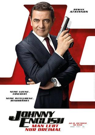Johnny English Strikes Again 2018 Full Movie Hindi English Audio BRRip 720p Download