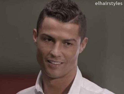 Cristiano Ronaldo Hairstyle Haircut