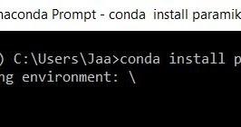 How to Install Netmiko on Windows? ~ Jaacostan