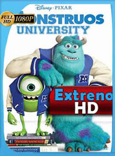 Monsters University (2013) [1080p] latino [GoogleDrive] DizonHD