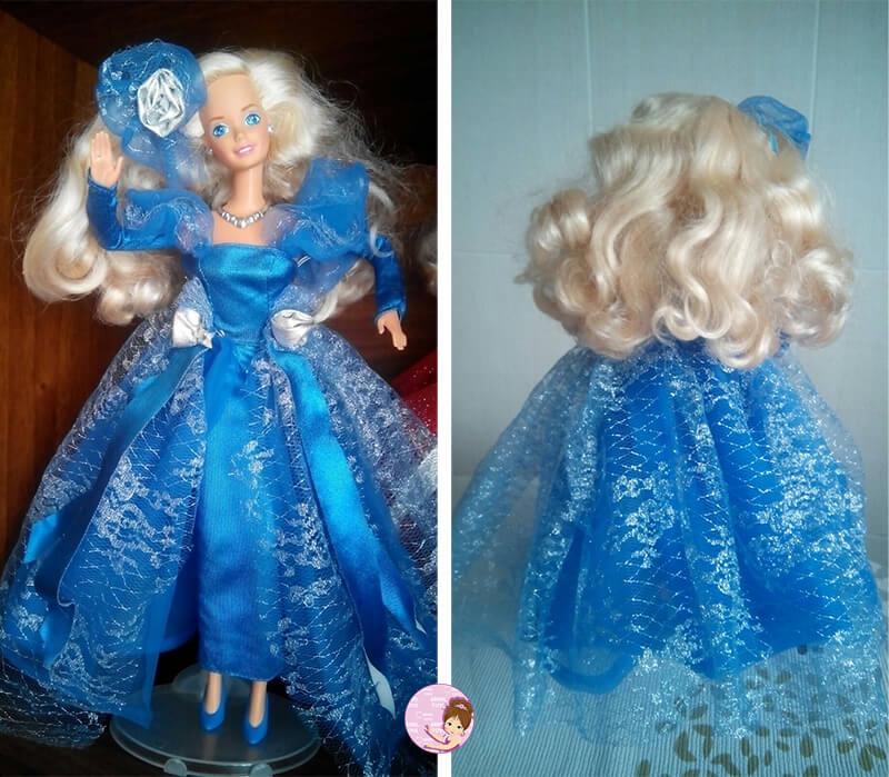 Royal Romance Barbie 1992