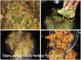 Maggi Pakoda Recipe