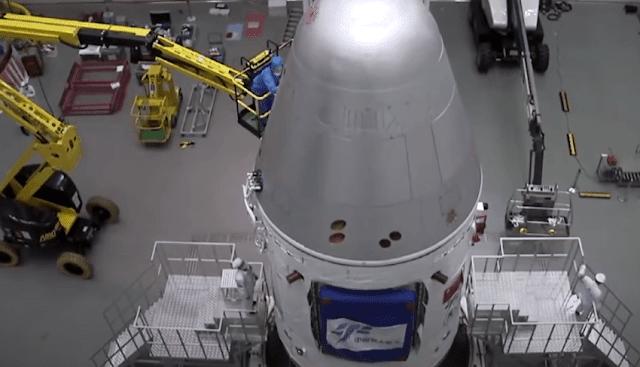 محطة الفضاء المعيارية الكبيرة الصينية
