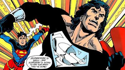 Aparato do Entretenimento: Roteirista aprova o uniforme preto do Superman:  veja outros já usados pelo Homem de Aço