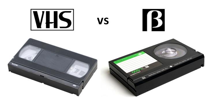 Betamax, International Symbol Of Bad Marketing, Is Finally ...