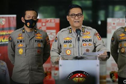 Tanggapan Polri soal Poin Pernyataan FP* Terkait Kondisi Jenazah Laskar
