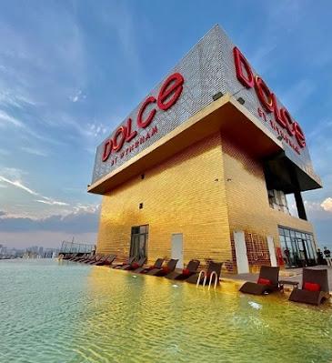 Hotel Dolce Hanoi Vietnam Berlapis Emas