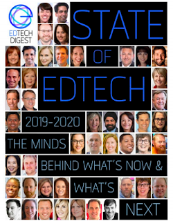 cover for Stet of EdTech 2019-2020 report