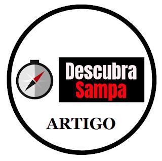 Logo Descubra Sampa - Artigos