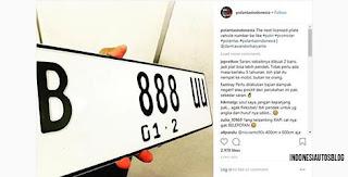 plat nomor kendaraan baru indonesia_mirip-plat-diplomatik_iskrim_com_