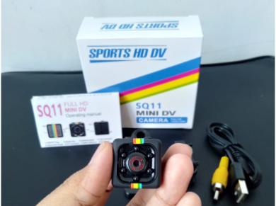 SPY Camera SQ11, Rekomendasi Kamera Vlogger Untuk Pemula