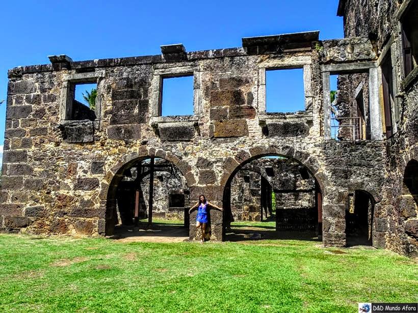 O que fazer na Praia do Forte (Bahia) - Castelo Garcia D'Ávila