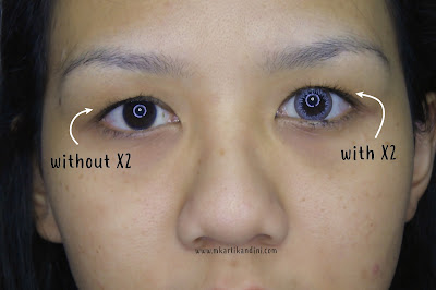 X2 Diary Soft Lens Review