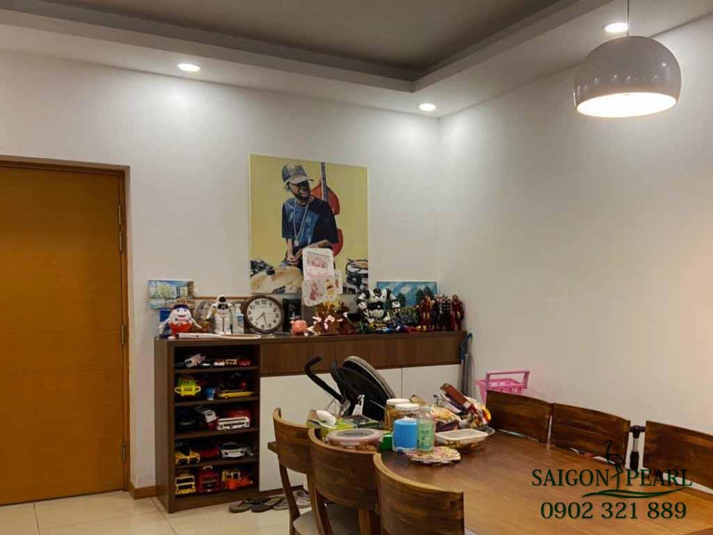 bán căn hộ Saigon Pearl 2 phòng ngủ tòa Sapphire 1 giá rẻ - hình 2
