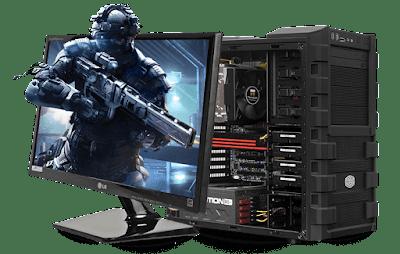 Spesifikasi computer yang perlu anda tahu untuk Game